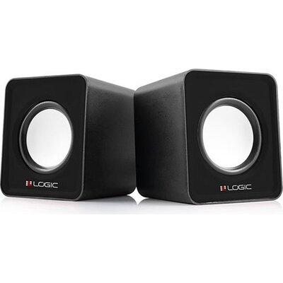 Speaker Logic LS-09 USB Black, 6W
