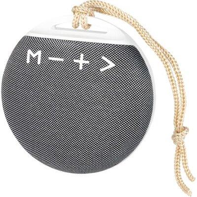 Speaker Logilink Bluetooth, White/Grey, SP0055