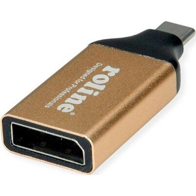 USB3.1 C to DP Adapter, 4K60Hz,Roline 12.03.3232