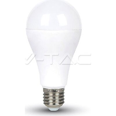 V-Tac LED Крушка 4454 - 15W E27 A65 4500K