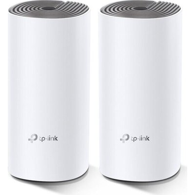 Wi-Fi AC Mesh TP-Link Deco E4 (2 pack),1200Mb
